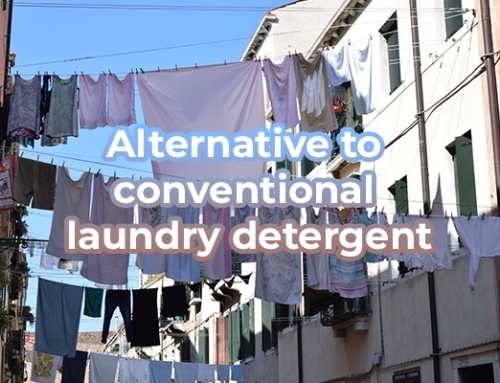 Alternative to conventional laundry detergent